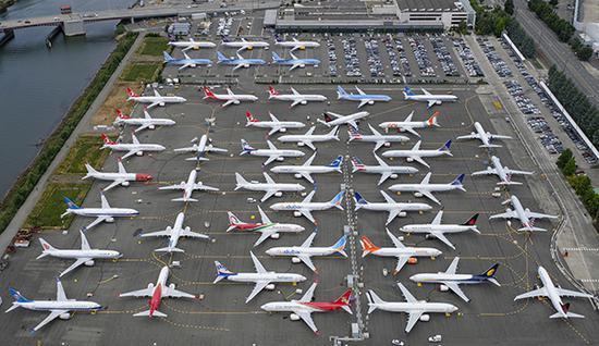 波音CEO:737MAX已试飞500次 希望重获大众信心|波音