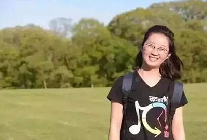 遇難者章瑩穎生前照片