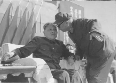 张廷发和邓小平