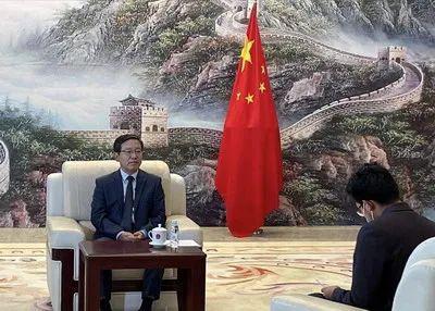 洪森不打中国疫苗会惹怒中国?我大使:无稽之谈图片