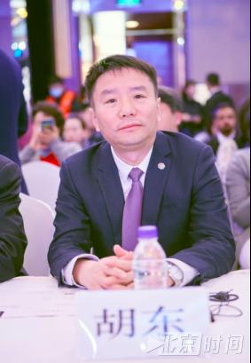 北京市新闻出版广电局副局长、北京国际电影节组委会常务副秘书长胡东