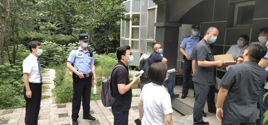 北京市法院首次使用电子封条查封涉案房产 一封永逸