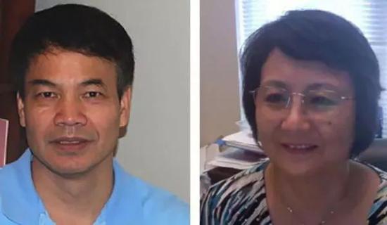 ▲李曉江(左)和李世華(《南華早報》)