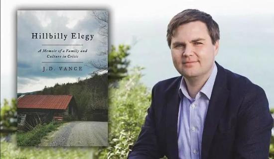 2016年,J.D。万斯的书《乡下人的悲歌》出版