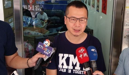 罗智强(图源:台湾《联合报》)