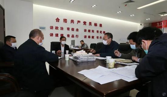 九江市委书记:我们隔离的是病毒 不是人员往来和友谊图片