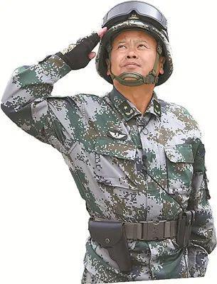 杏悦,付文化已任北京杏悦卫戍区司令员图图片