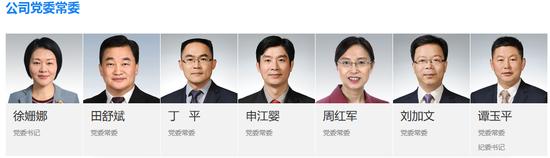 徐姗娜已任新华网党委书记 原任福建省妇联主席(图)图片