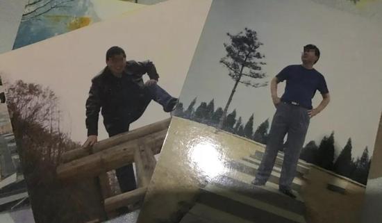 ▲2006年4月群斗的一名被害人,去世时年仅26 岁。新京报记者高敏摄