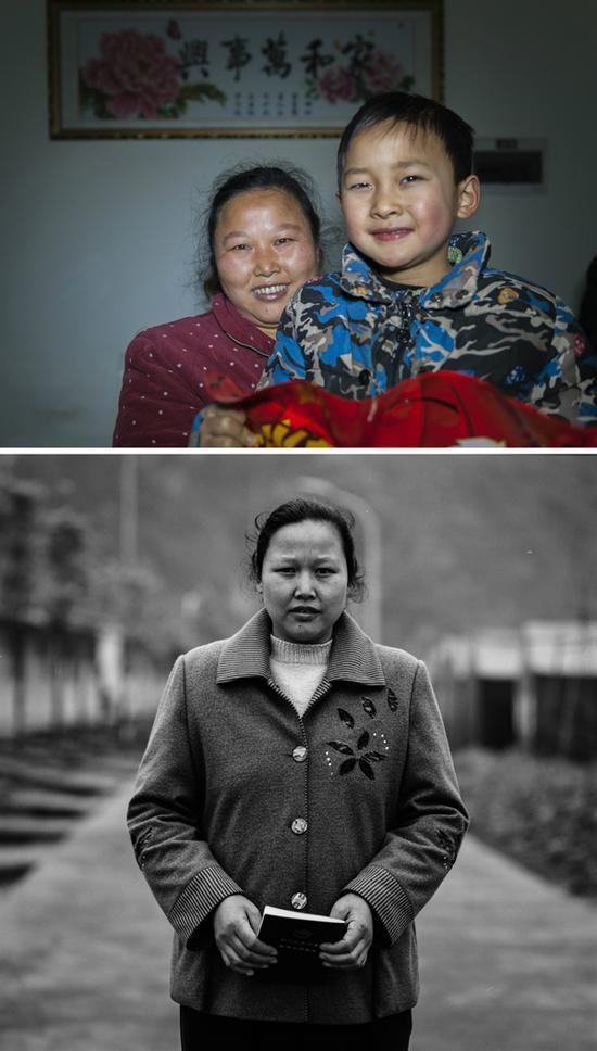 陈继兰,再生育年龄39岁,12岁女儿、16岁儿子遇难,再生育儿子6岁