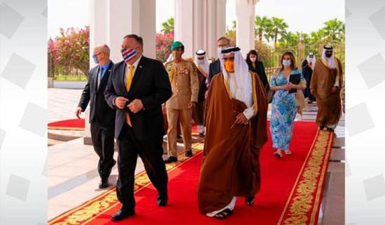 """巴林婉拒""""与以色列关系正常化"""" 支持巴勒斯坦建国"""