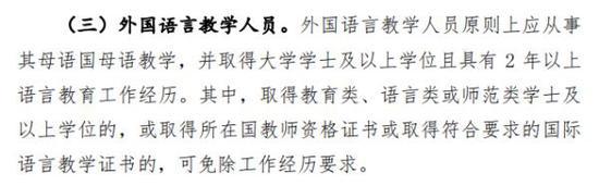 ▲外國人來華工作管理服務系統網站截圖