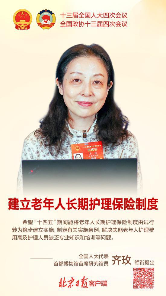 人大北京团向大会提交7件议案,提到了这些大事图片