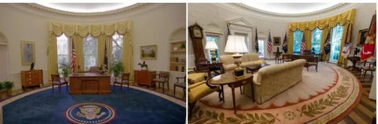 ▲图据白宫历史协会
