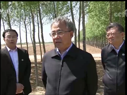 胡春华赴吉林省调研 省委书记、省长陪同图片