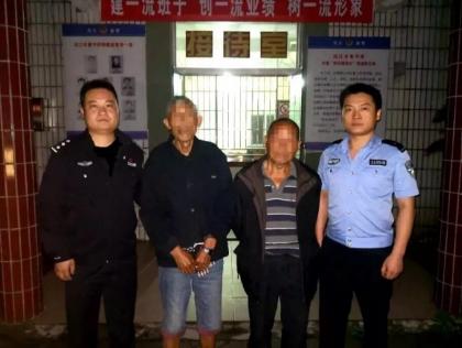 69岁男子强奸患精神病女子 74岁男子来访也参与