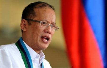 资料图:菲律宾前总统阿基诺(图源:中新网)