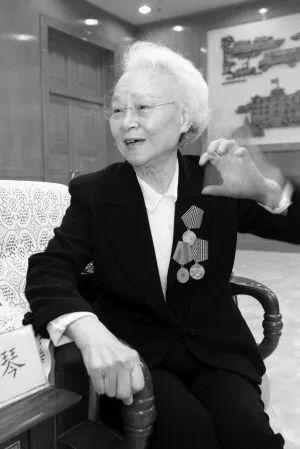 刘少奇长女去世 遗愿捐出遗体图片