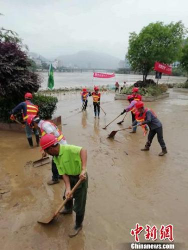 福建三明连日暴雨致5万人受灾 直接经济损失超5亿
