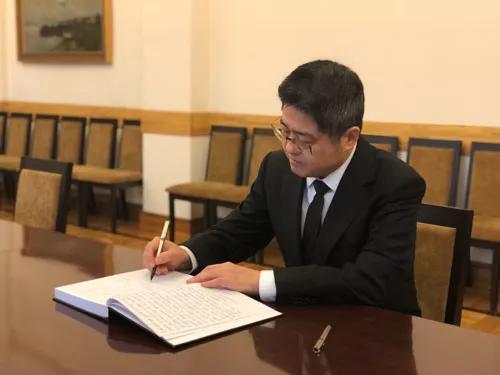 中央候补委员乐玉成出任外交部副部长