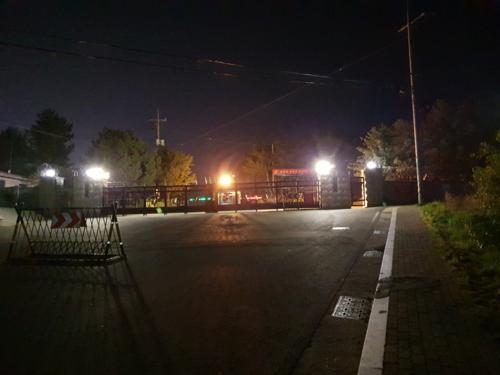 韩国一弹药库夜间起火 爆炸声凌晨持续宛如地震