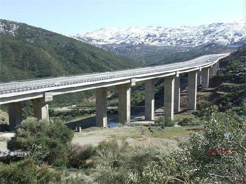 阿尔及利亚东西高速公路(企业供图)