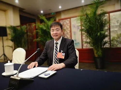 全国人大代表张红伟(资料图,来源:中国经济周刊)