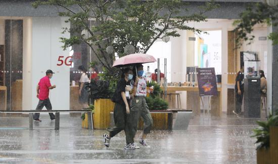 北京疾风骤雨多年没见?专家:本轮强降水并不算罕见