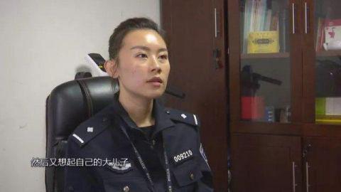 清镇市公安局 110 接处警大队案件二中队民警 刘倩: