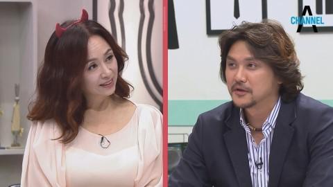 朴海美与丈夫黄某(韩国Channel A电视台)