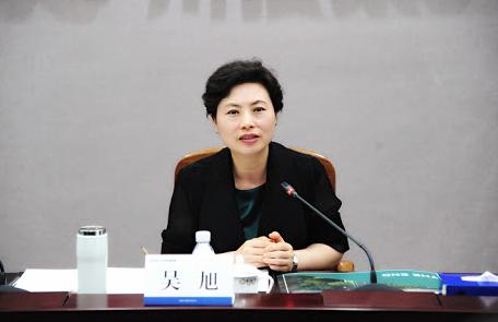 辞去市长职务的她 已赴京履新