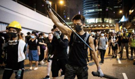 <b>媒体九问香港这十周:大陆在香港的底线何在?|香港</b>