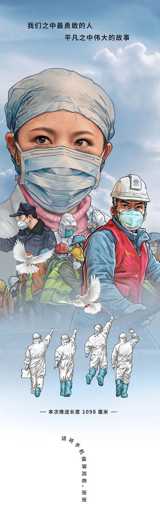 蓝冠:中国蓝冠抗疫图鉴图片