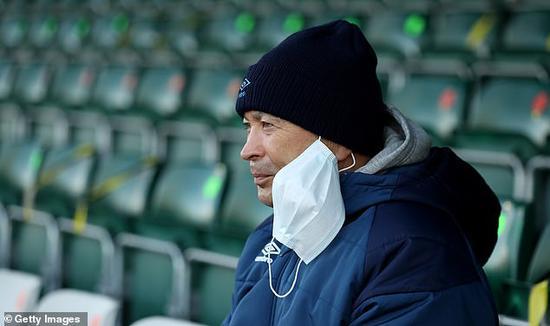 英格兰队主帅已开始自我隔离 其助手新冠检测呈阳性