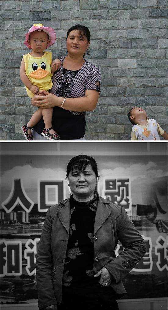 肖太红,再生育年龄41岁,16岁儿子遇难,再生育女儿2岁
