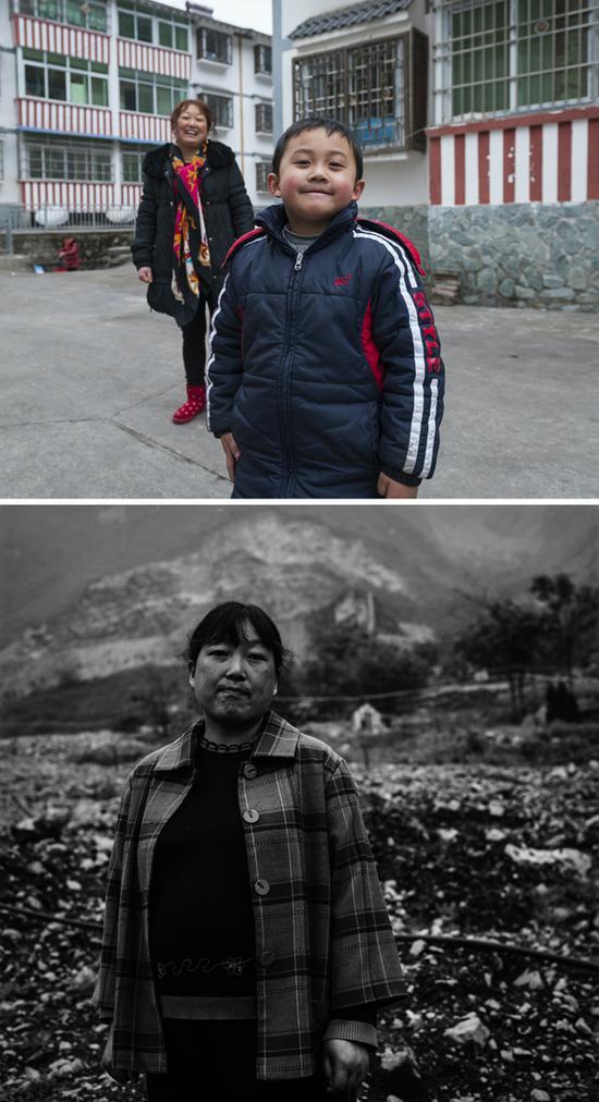 范孝蓉,再生育年龄37岁,15岁儿子遇难,再生育儿子6岁
