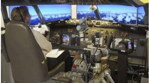 波音737驾驶模拟器