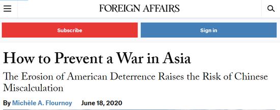 说这狠话的人将成美国新防长?