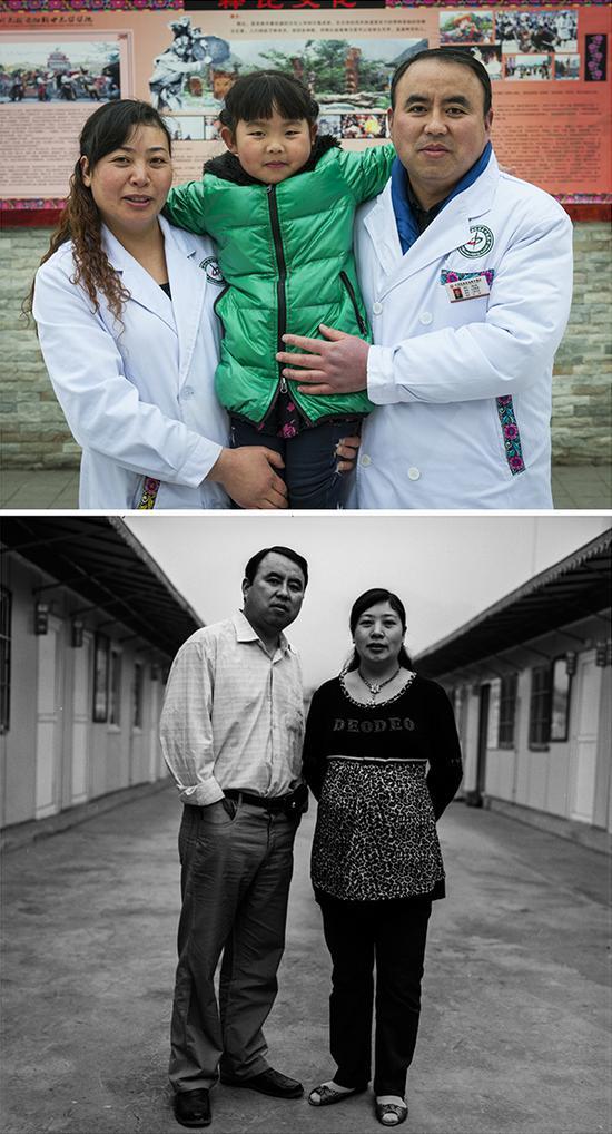 李会兰,再生育年龄36岁,7岁儿子遇难,再生育女儿6岁
