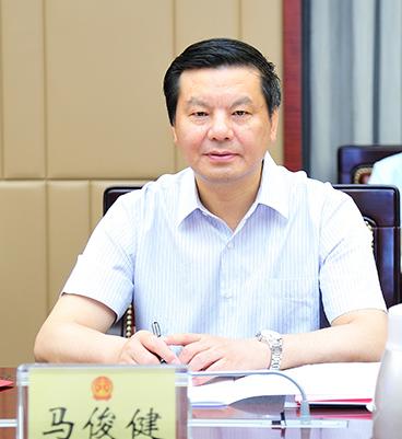 """响水县委原书记马俊健被""""双开"""":错误地坚持""""宁可毒死,也不能穷死""""图片"""