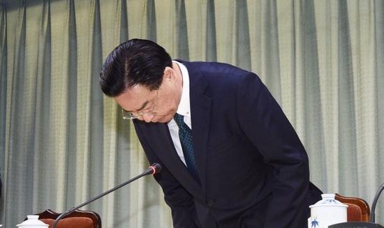 台外事部门负责人吴钊燮(资料图)
