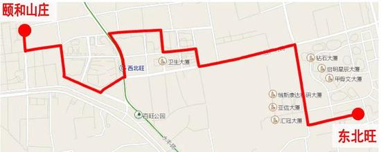 下周六北京新开多条公交线,次渠、西北旺等地接驳地铁方便了图片