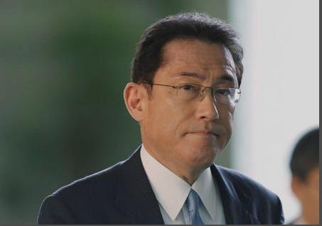 日本前外相岸田文雄正式宣布参加自民党总裁选举