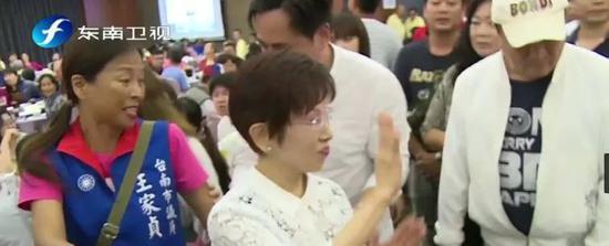 国民党前主席洪秀柱