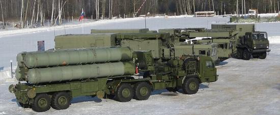 "S-400""凯旋""防空反导系统"