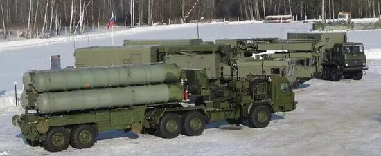 """俄罗斯部署在叙利亚的S-400基本没有参与对付""""战斧"""""""