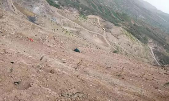 三门峡市锦滨矿业无限公司矿区