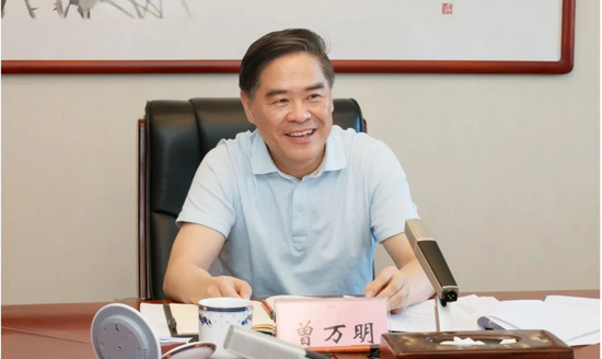 曾万明第三次跨省任职,成今年以来第五位新任省级党委宣传部部长