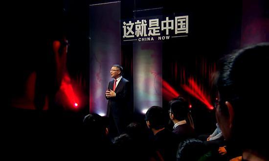 东方卫视边.:-mz%_1月14日晚,东方卫视《这就是中国》第二集播出,复旦大学中国研究院