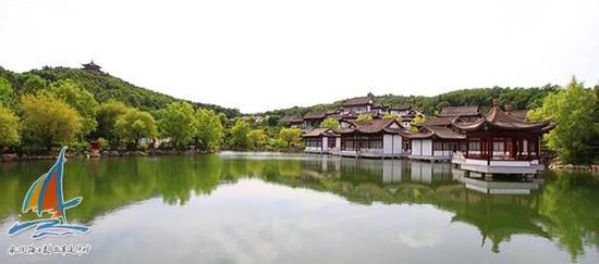 华夏集团生态修复项目(图片来源于胶东在线)